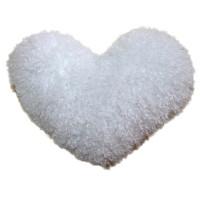 Сердце 15 см 2052/БЕЛ/15