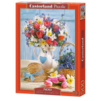 Пазл 500 Весенний букет В-53520 Castor Land