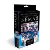 Пазл 100 Удивительная Земля.Лагуна-де-ла-Лаха+календарик-пирамидка 04556 Origami