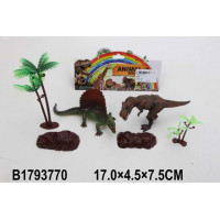 Набор динозавров 01-2Z в пак.