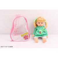 Кукла 5515 Алина в рюкзаке