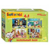 Пазл напольный Барбоскины сред. 70154 Степ /6/