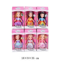 Кукла XD10 с аксесс. в кор.