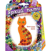 Набор ДТ Набор для патча Яркая кошка АФ 10-065