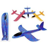Самолет пенопластовый 35*31*4.5 см TA 910