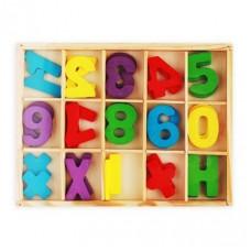 Дер. Счетный материал Учимся считать. Математика ИД-7016