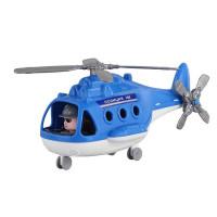 Вертолет полиция Альфа в сетке.72405 П-Е /24/