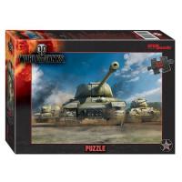 Пазл 60 World of Tanks 81140 Степ /48/
