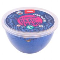 Набор ДТ Пластилин песочный Синий 250гр,формочка Пп-005 Lori