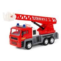 Автомобиль пожарный инерционный в сетке 86723 П-Е /6/