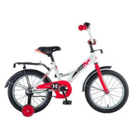 "Велосипед 2-х 14"" STRIKE бело-красный 143STRIKE.WTR8"