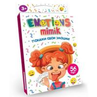 Игра Покажи свои эмоции Emotions Mimik /АльянсТрест/