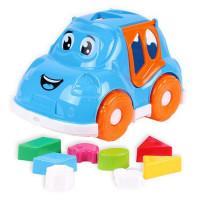 Логич.игрушка Автомобиль Т5927 Технок