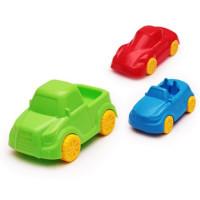 Набор Машинки-малыши 3 шт. в сетке И-0546