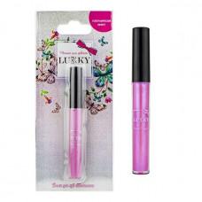 Гель для губ Голографический розовый, с ароматом черной смородины Т16768