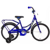 """Велосипед 2-х 16"""" Flyte синий Z011 /STELS/"""
