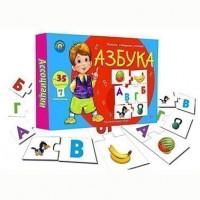 Игра наст. Ассоциации. 5 элементов.Азбука ИН-8808