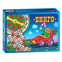 Игра Бинго.Машинки 2961