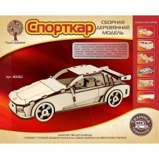 Дер. констр-р Спорткар 80082