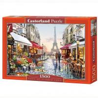 Пазл 1500 Цветочный магазин С-151288 Castor Land