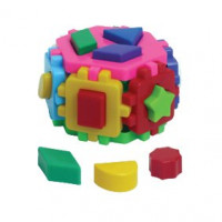 Логич.игрушка Куб Гексагон-1 Т1981 интелком /20/