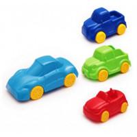 Набор Машинки-малыши 4 шт. в сетке И-0547