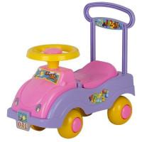 Каталка Автомобиль для девочек У447