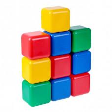 Набор кубиков 10 шт 12см 1930541