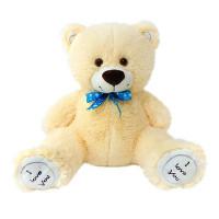 Медведь Самсон 70 см Чайная роза МСН-70ч