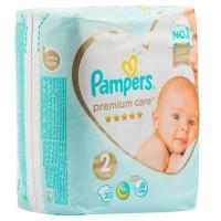 Подгузники PAMPERS Premium Care Mini 4-8 кг