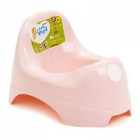 Горшок детский COOL розовый пастельный LA2700RS