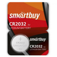 Элемент питания  558915 Smartbuy CR2025 BL5 SBBL-2025-5B / цена за 1 шт /