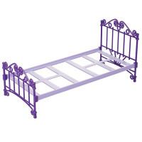 Мебель Кровать фиолетовая С-1424 Огонек