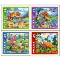 Пазл 24 Динозавры П24-9914