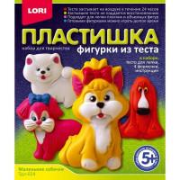 Набор ДТ Фигурки из теста Маленькие собачки Тдл-024 Lori
