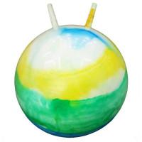 Мяч Прыгун рожки 45см 141-676L
