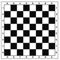 Поле для шашек ИН-1829