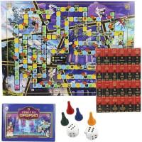 Игра Побег из Орарио.для развития памяти и внимания с карточками Р3308
