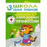 Книга ШГС 978-5-86775-213-2 Какие бывают профессии?Четвертый год обучения.