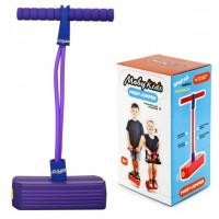 Moby-Jumper Тренажер для прыжков со звуком фиолетовый 68551