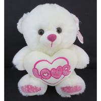 Медведь 29см 141-868O с сердцем