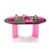 Мебель Стол для куклы Розовый С-1390 Огонек