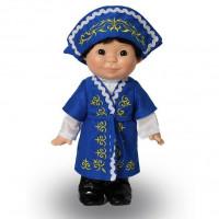 Веснушка в казахском костюме (мальчик)