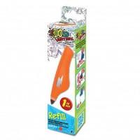Набор ДТ Картридж для 3Д ручки Вертикаль, цвет оранжевый 156045