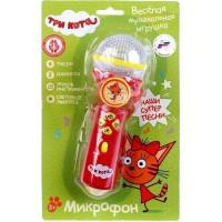 Микрофон 1252960-BR10 Три кота