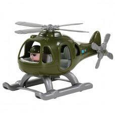 Вертолет военный Гром 72320 в сетке. П-Е /24/