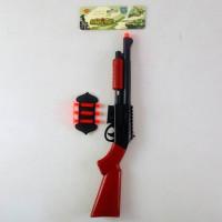 Ружье 9105М пневм. с присосками в пак.