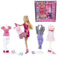 Штеффи Кукла с одеждой с аксесс.  5736015029