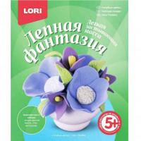 Набор ДТ Лепная фантазия Голубые цветы Лм-004 Lori