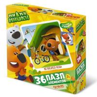 Пазл 36 МиМиМишки Велосипед Кеши 03508 Origami